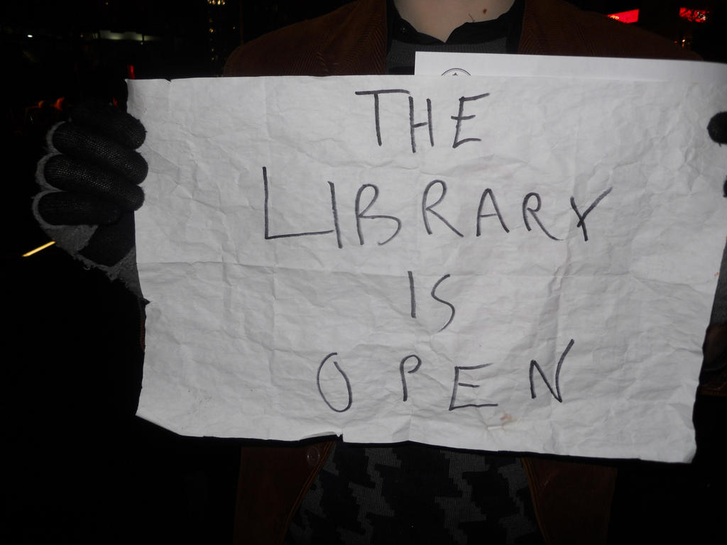 Cover image for Librarians as Open Education Advocates
